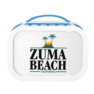 Zumaのビーチカリフォルニア ランチボックス