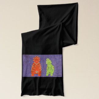 Zuniの娘 スカーフ