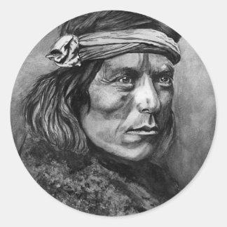 Zuniの知事 ラウンドシール