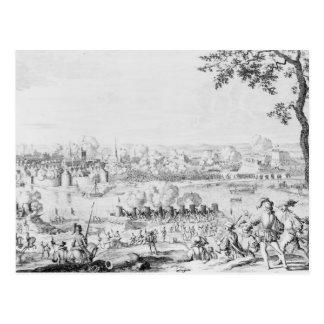 Zutphenの戦い、1586年9月22日 ポストカード