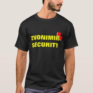 ZvonimirCrotatiaMF Tシャツ