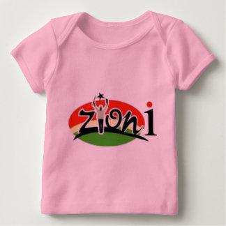 ZYON I DESIGNZ ベビーTシャツ