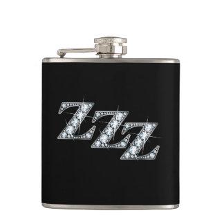 """Zzzの原稿""""ダイヤモンドきらきら光るな""""のフラスコ フラスク"""