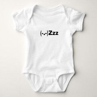 (-。-) Zzz ベビーボディスーツ